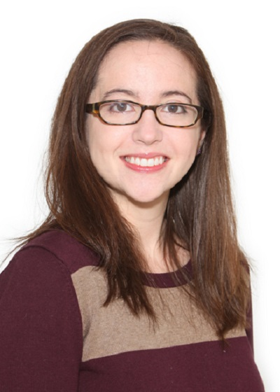 Headshot of Stephanie DeFlorio-Barker.