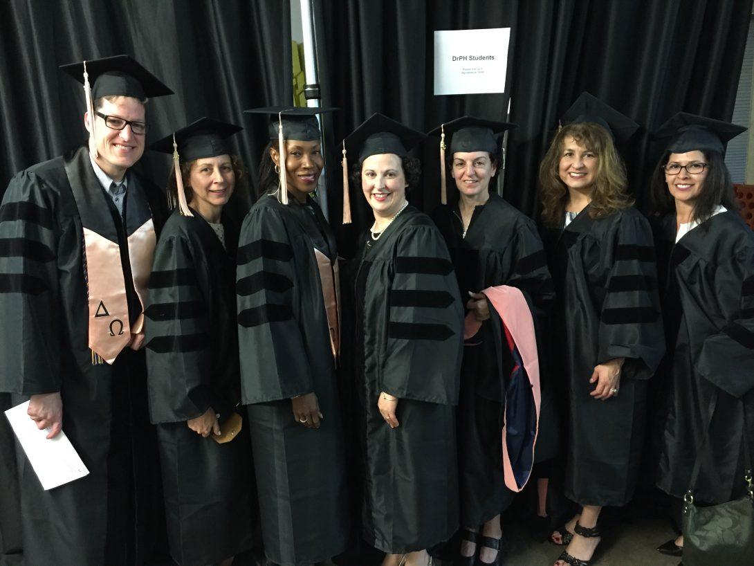 DRPH Grads spring 2016