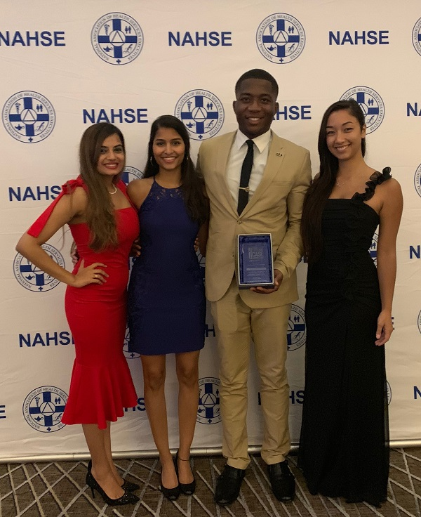 NAHSE Team