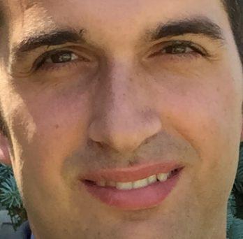 Paul Sambanis headshot.