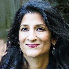 Supriya Mehta headshot.