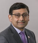 Photo of Krishnan, Jerry A.