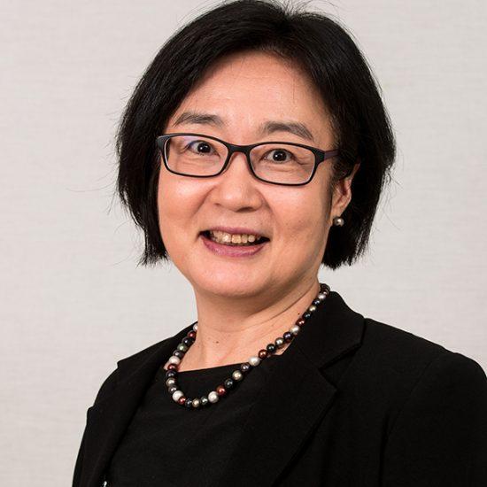 Naoko Muramatsu headshot.