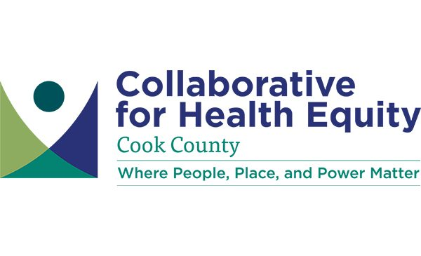 Collaborative for Health Equity Cook County Logo