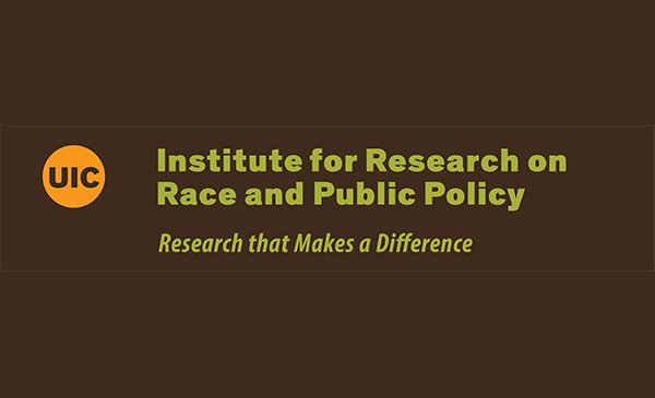 Institute for Research on Race & Public Policy Logo