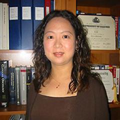 Li Liu headshot.