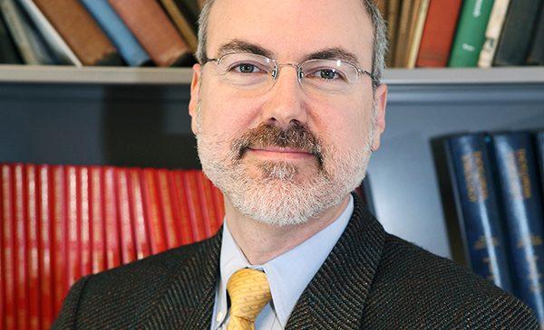 Dr. Mark Dworkin headshot.