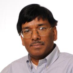 Dulal Bhaumik headshot.