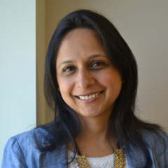 Preethi Pratap headshot.