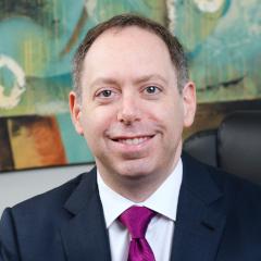 Mark Rosenblatt headshot.