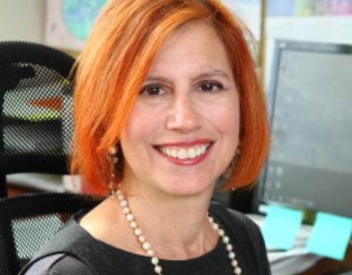 Cynthia Klein-Banai headshot.