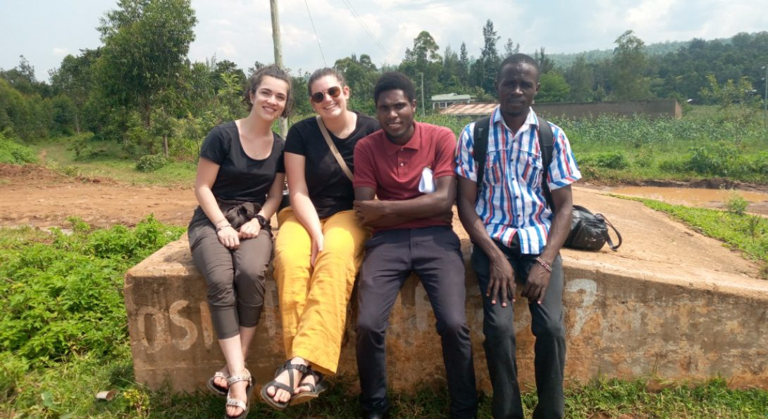 Field Work with University Students