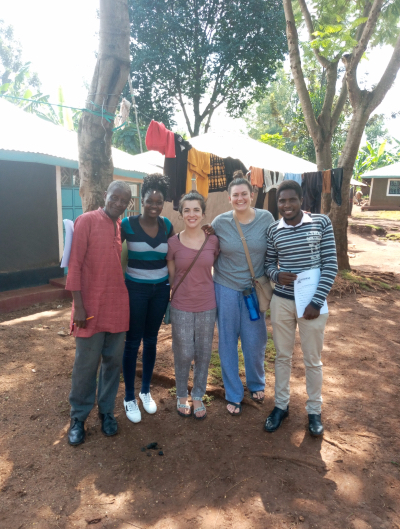 Field Work with Students and Volunteers