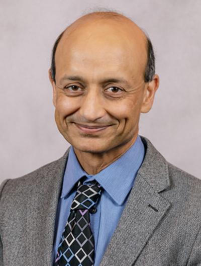 Sanjib Basu headshot.