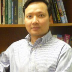 Zhengjia Chen headshot.