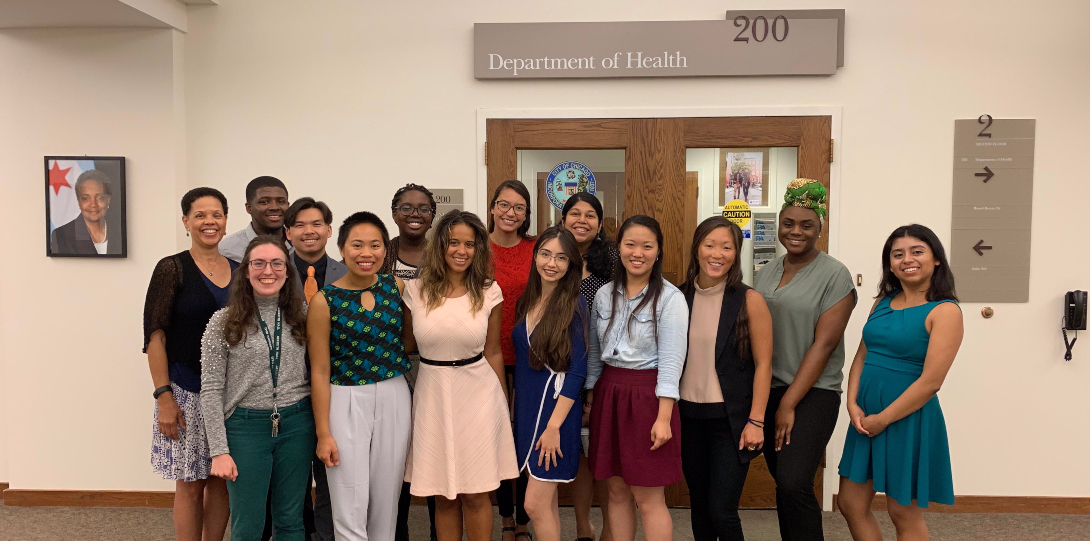 2019 PMP at the Chicago Department of Public Health