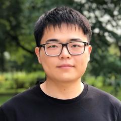 Jiehuan Sun headshot.