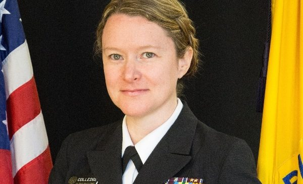 Michelle Colledge headshot.