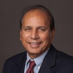 Rajesh Parikh headshot.
