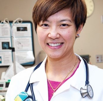 Dr. Janet Lin headshot.