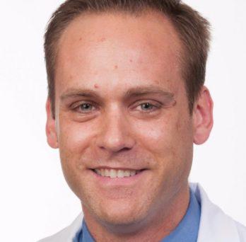 Dr. Andrew Trotter headshot.