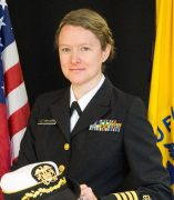 Photo of Colledge, PhD '08, Capt. Michelle