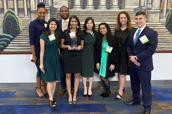 MHA Fellow recipients
