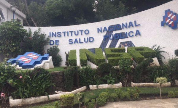 The campus of the Instituto Nacional de Salud Pública.