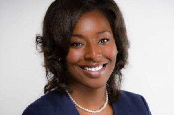 MHA alumna Sarah Carter
